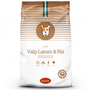 Valp Lamm & Ris